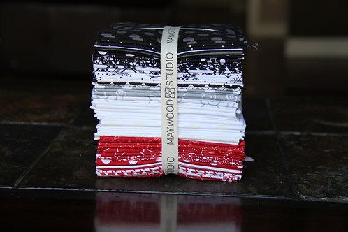 Maywood Studios Black, White & Red