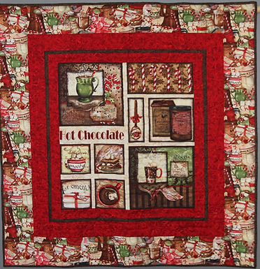 Hot Chocolate Wall Hanging
