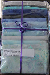 Shadow Birds Twin Quilt Kit