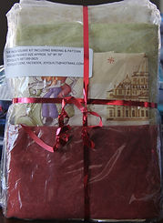 Six Inch Square Lap Quilt Kit