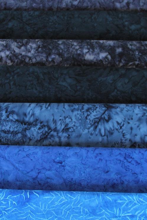 Batik Fabrics #14
