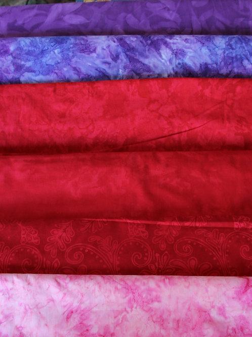 Batik Fabrics #22