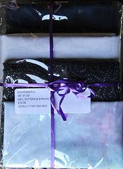 Shadow Birds lap Quilt Kit
