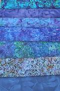 Batik Quilter's Fabric (#19)