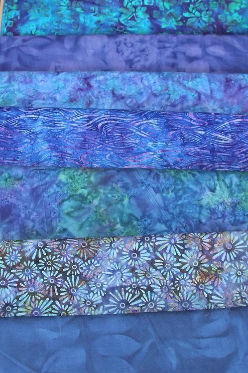 Batik Fabrics #19
