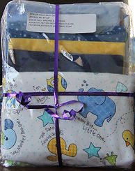 Spin On Four Baby Quilt Kit