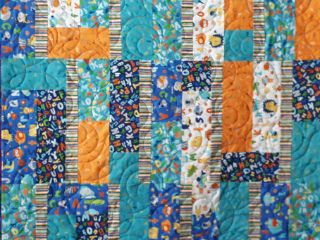Flip Side Quick and Easy Kid's Quilt