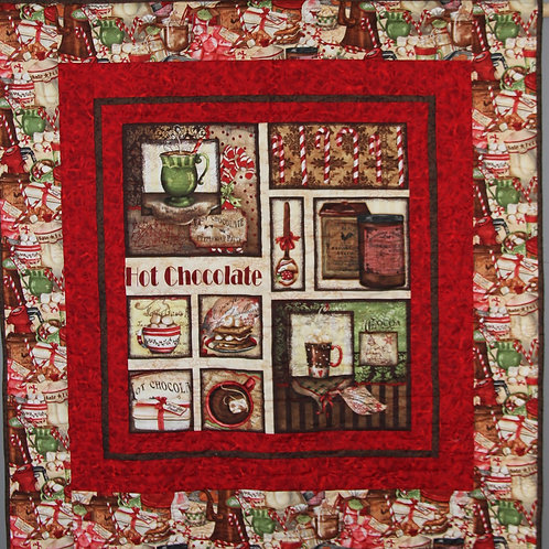 Hot Chocolate wallhanging