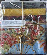 Asian Cranes Wall Quilt Kit