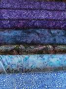 Batik Quilter's Fabric (#18)