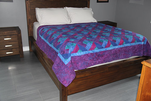 Bedazzle Twin/Double Quilt