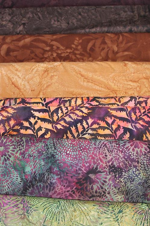 Batik Fabrics #13