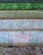 Batik Quilter's Fabric (#15)