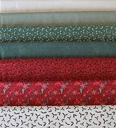 Christmas Print Fabrics (#4)