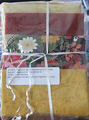 Six Inch Square Lap Quilt Kit