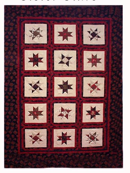 Sister Stars pattern