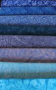 Batik Quilter's Fabric (#17)