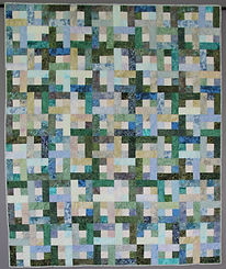 Five Spin Quilt Kit