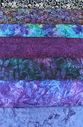 Batik Quilter's Fabric (#20)