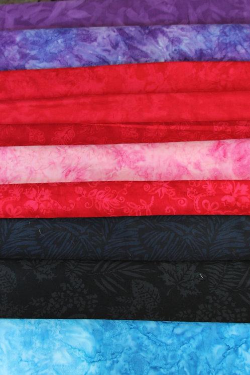 Batik Fabrics #21