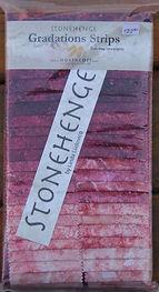 "Northcott Stonehenge 2 1/2"" strip set"