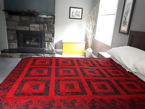 Echoes Double Quilt