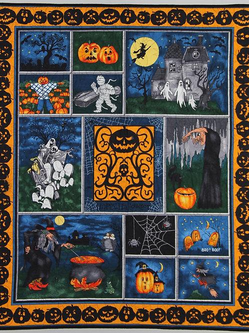 Hallowe'en Howl Wallhanging