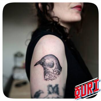 Tatouage oiseau
