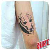 Général Grievous Star Wars  Ouri La Rochellle tatouage