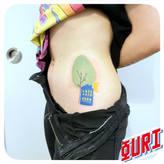 Ouri tatouage La Rochellle