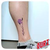 Lavande  Ouri tatouage La Rochellle