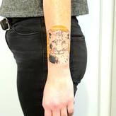 Tatouages Lionceau Ouri Tatoueur