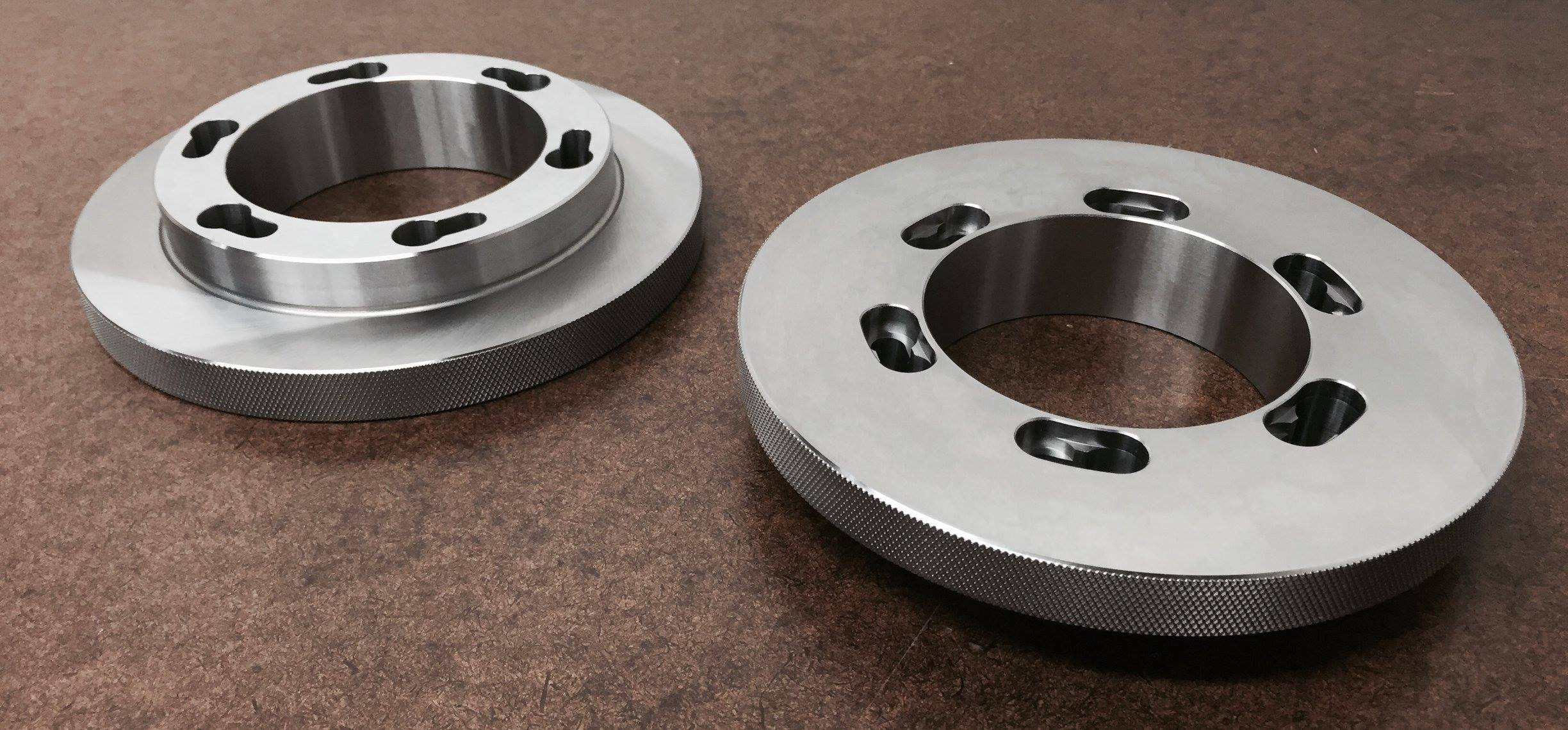 Wheel Flanges