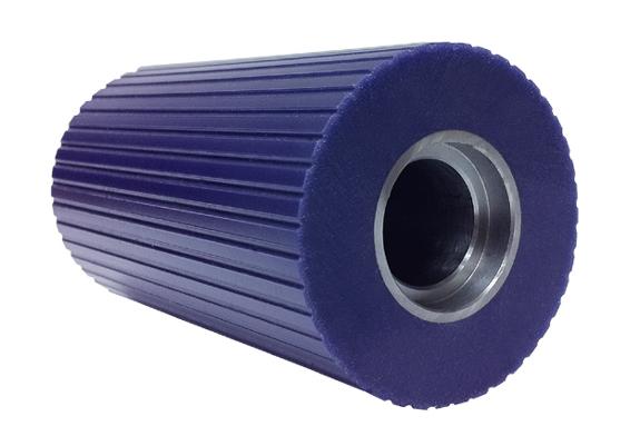 Grooved Polyurethane Roller