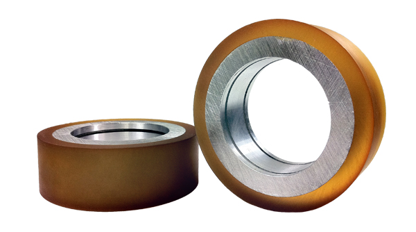 Recovered Polyurethane Rolls