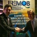 Deputado Isnaldo Bulhões e Alarico Assumpção Júnior