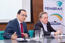 Professor Miguel Silva e Dr. Paulo Rabel
