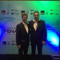 Alarico Assumpção Júnior, Presidente da FENABRAVE, e Ricardo Marchesin, Gerente Executivo da FENABRAVE-MT.