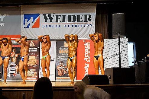 Matthias Zoller Bodybuilding