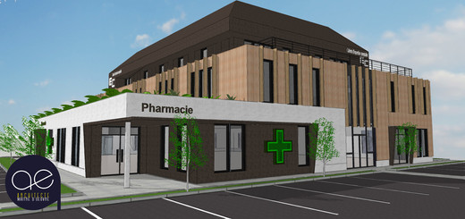 Pharmacie et Bureaux