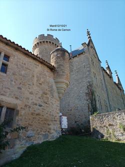 le château de Laumière