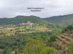 Vallée de la Muse, Castelnau Pégayrols