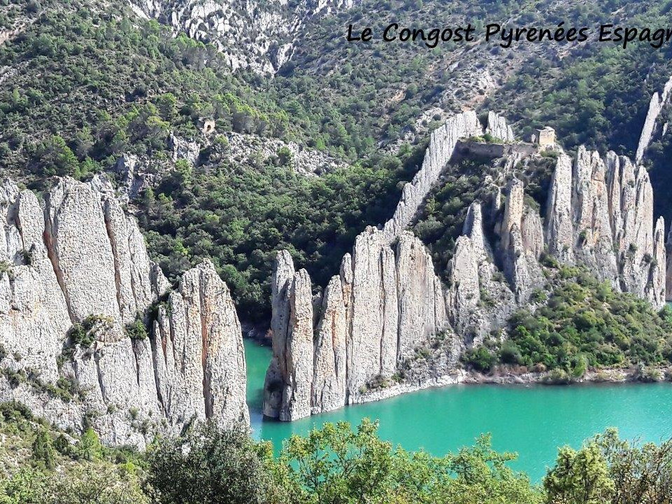 LE CONGOST PYRENEES 2018