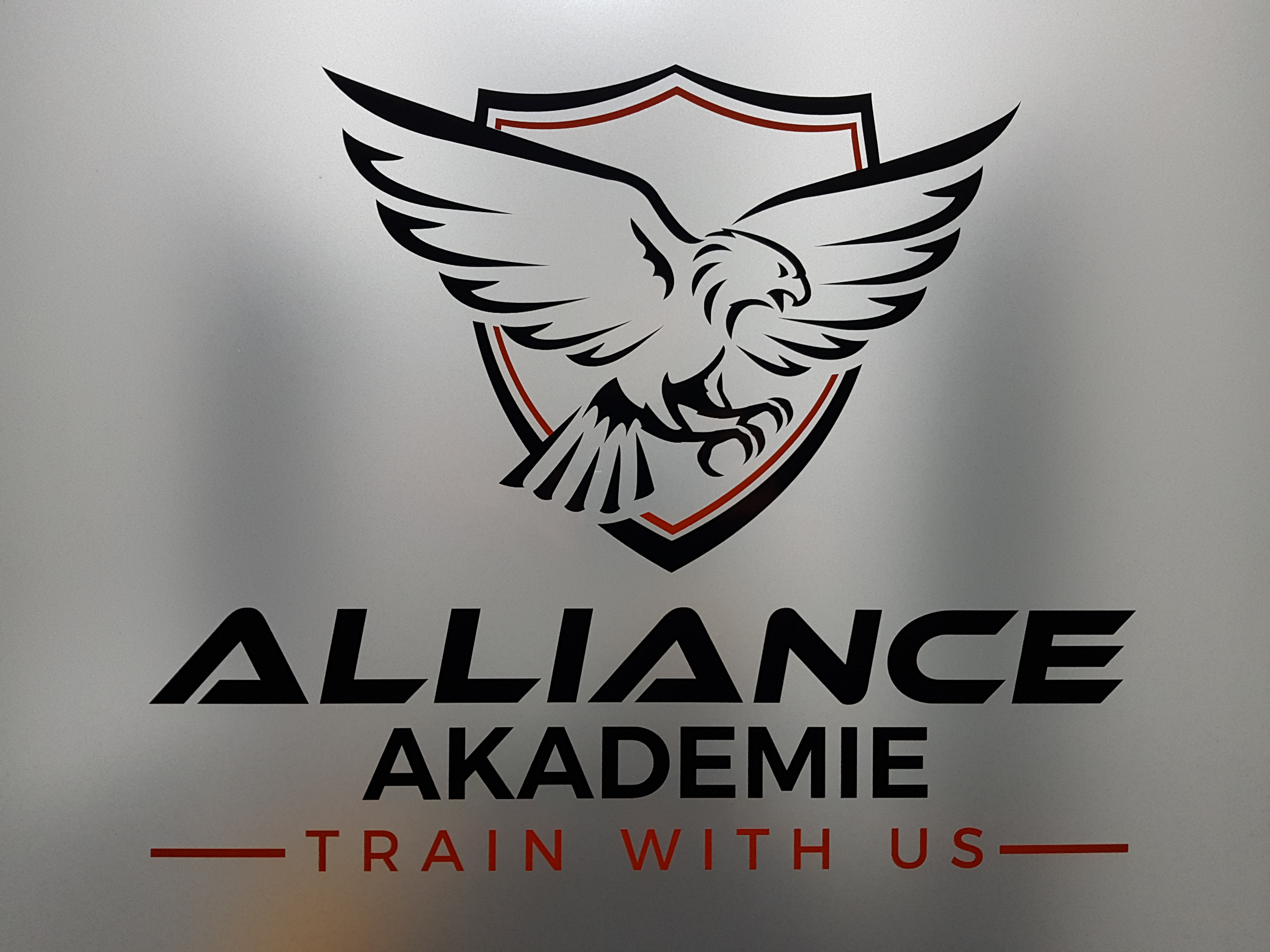 Train with us!