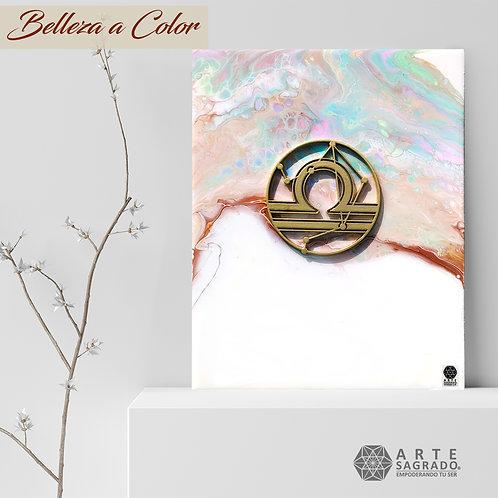 """Pintura Abstracta """"Belleza a color"""""""