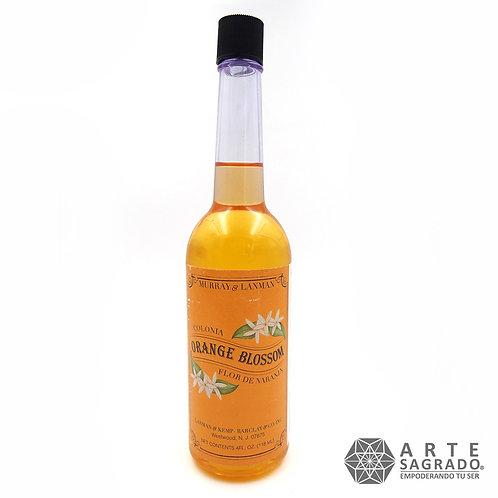 Agua de flor de naranja auténtica de Murray & Lanman