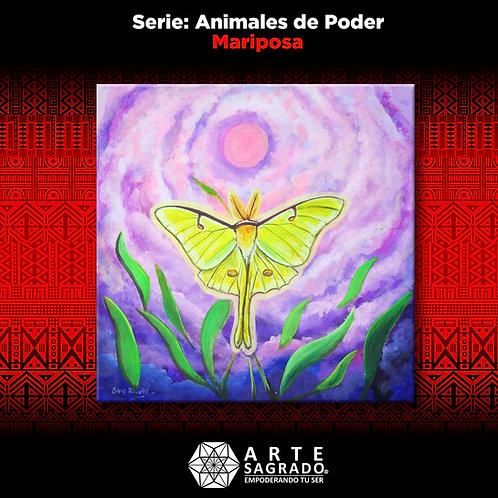Pintura Mariposa