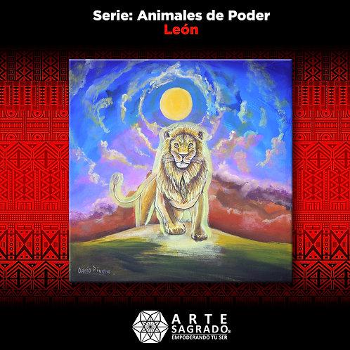Pintura León