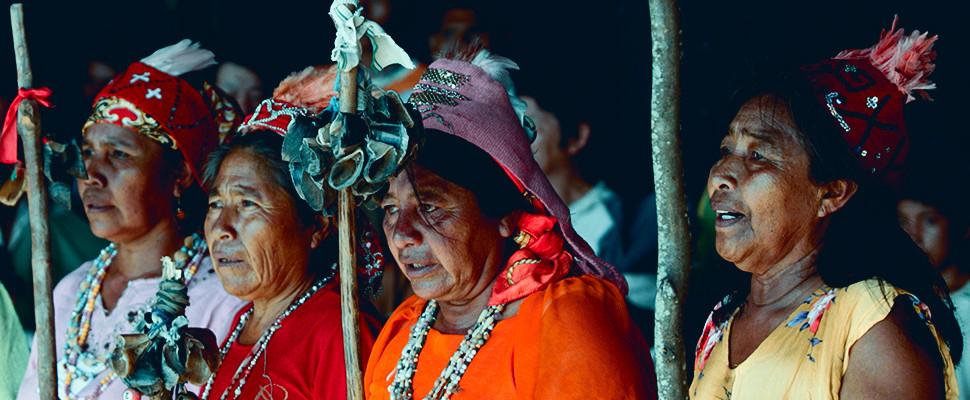 Mujeres de la Tribu Maskoy