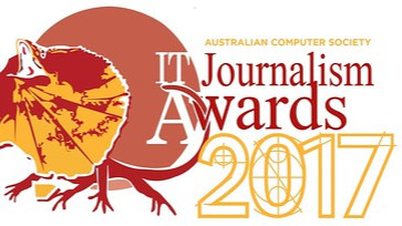 Winners from the 15th Annual ACS IT Journalism Awards